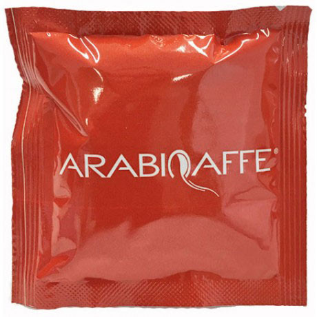 18 Arabicaffe Pads ESE Cialde Servings