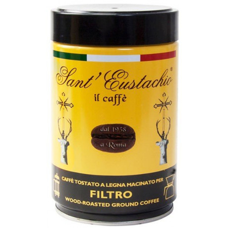 Sant Eustachio Filterkaffee gemahlen (auch für French Press)