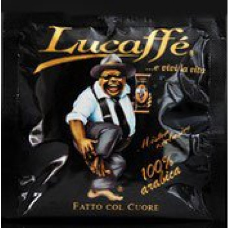 150 Lucaffe Pads Mr. Exclusive Espresso