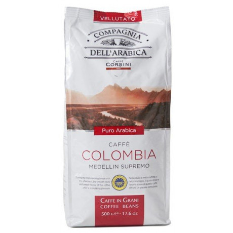 Compagnia dell Arabica Kaffee Colombia 500g Bohne