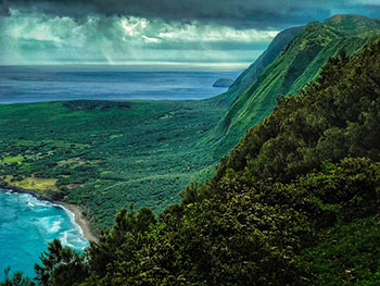 Molokaii Hawaii