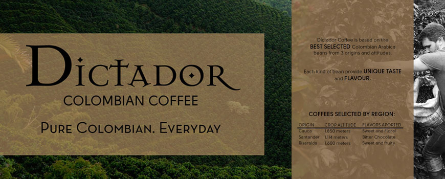 Dictador Colombian Coffee